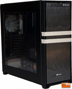 Corsair Obsidian 750D Protection