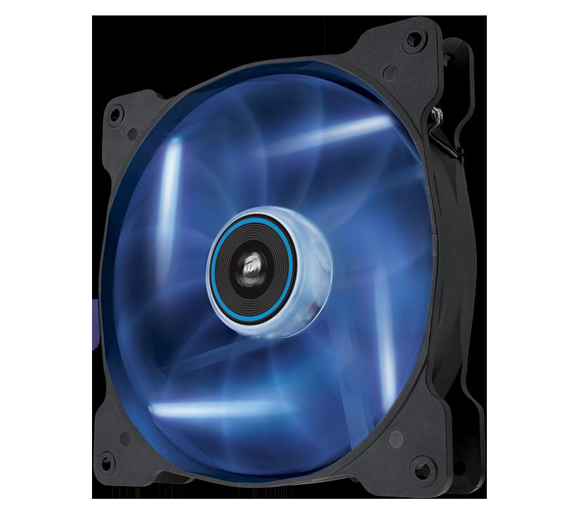 Corsair Announces Air Series Led High Airflow Pc Case Fans
