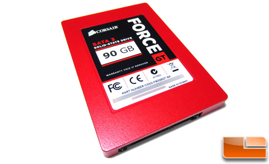 LR Test System Corsair SSD