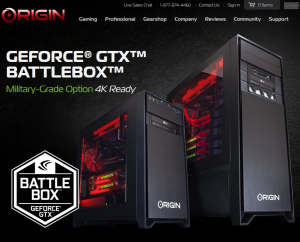 Origin PC Battle Box