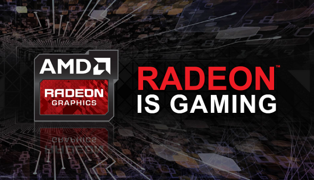 AMD Radeon Is Gaming