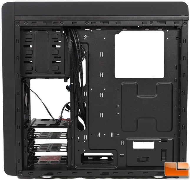 Ronin Back of Motherboard Tray
