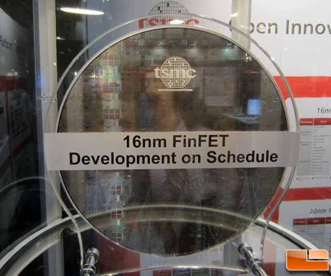 TSMC 16nm Wafer