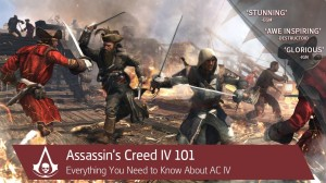 Ubisoft Assassin's Creed IV Black Flag 101 Class In Session