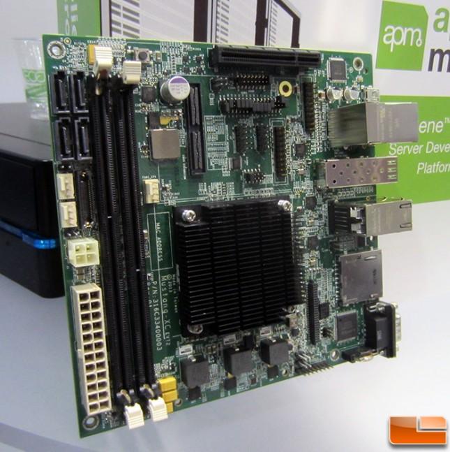 xgene-XC1-board