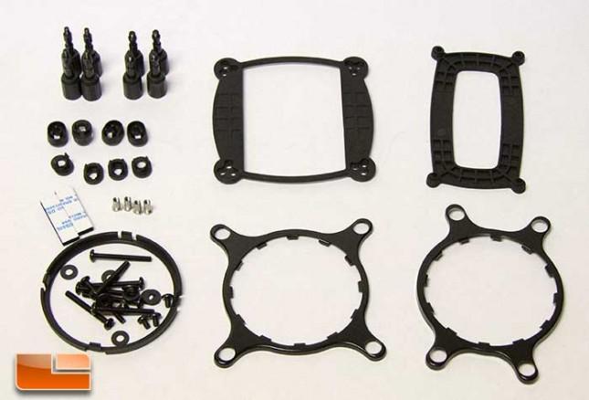 Zalman LQ315 accessories
