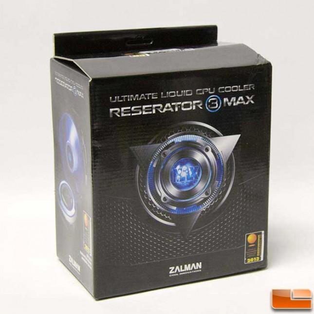Zalman Reserator 3 MAX box