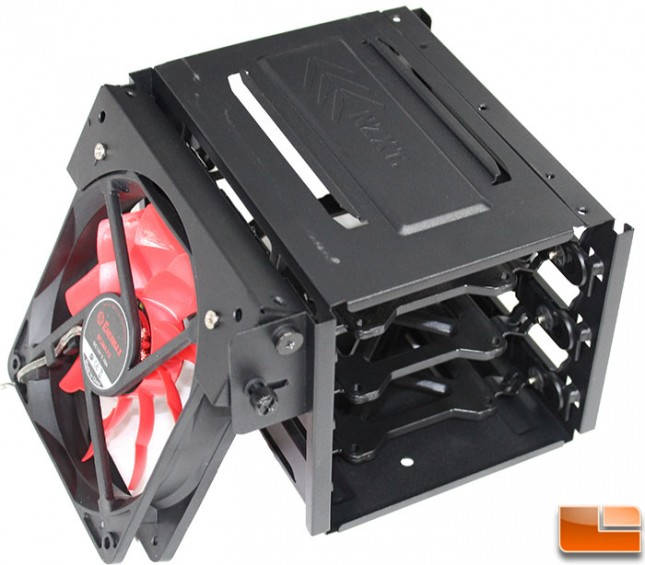 530 3.5 Drive Chassis Fan