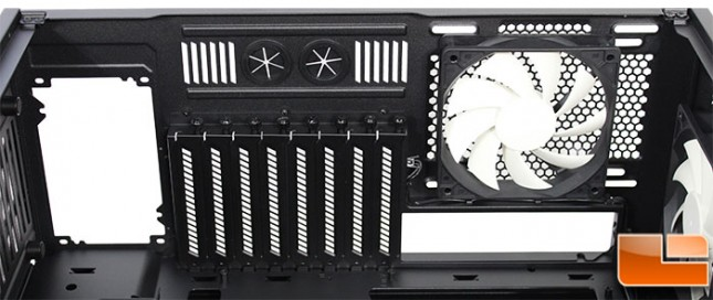 530 Internal Back Panel