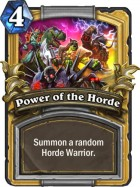 BlizzCon Power of the Horde