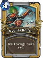 BlizzCon Rogues Do It...