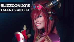 BlizzCon Talent Contest