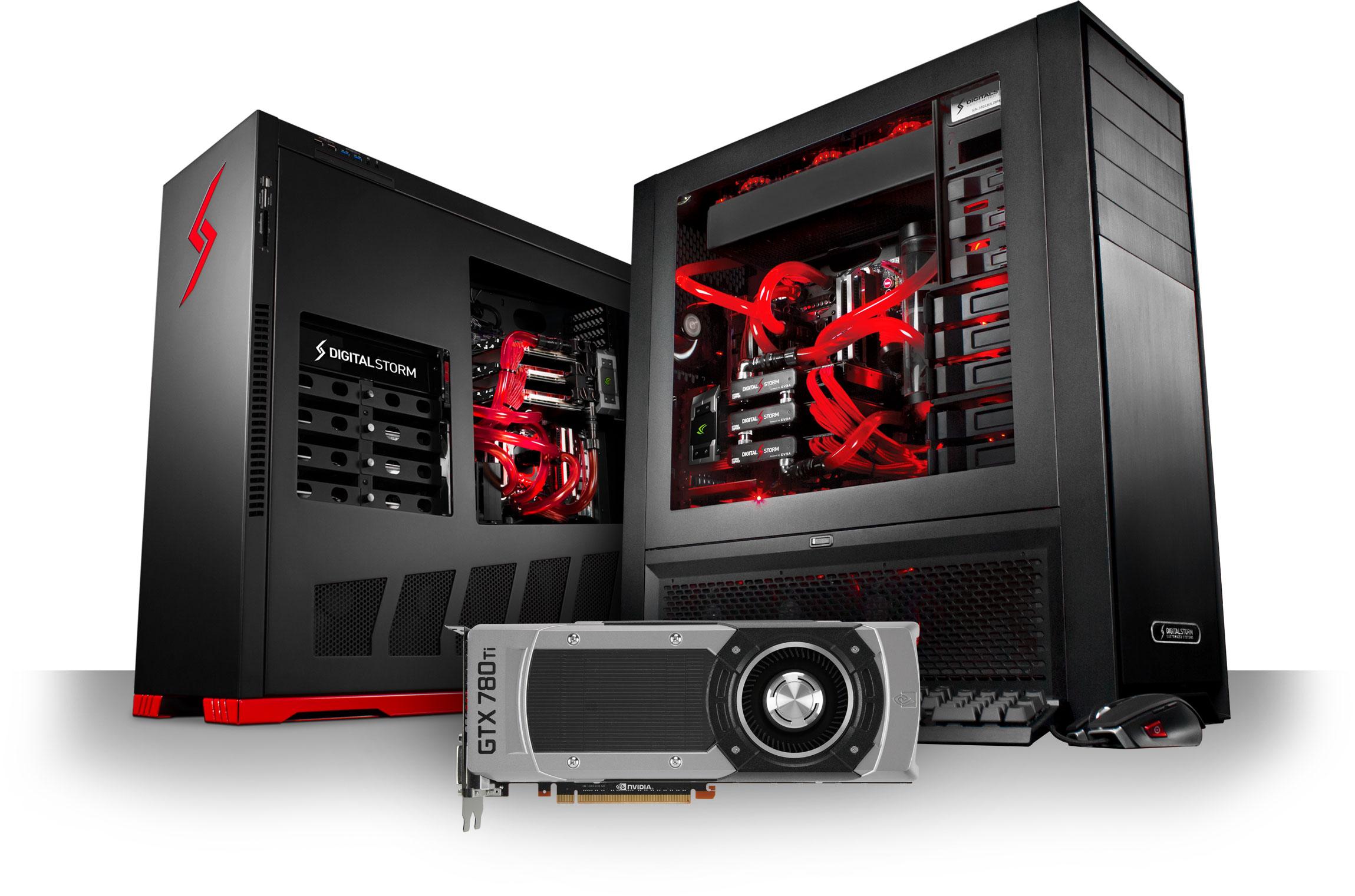 Digital Storm Named NVIDIA GTX 780 Ti Launch Partner ...