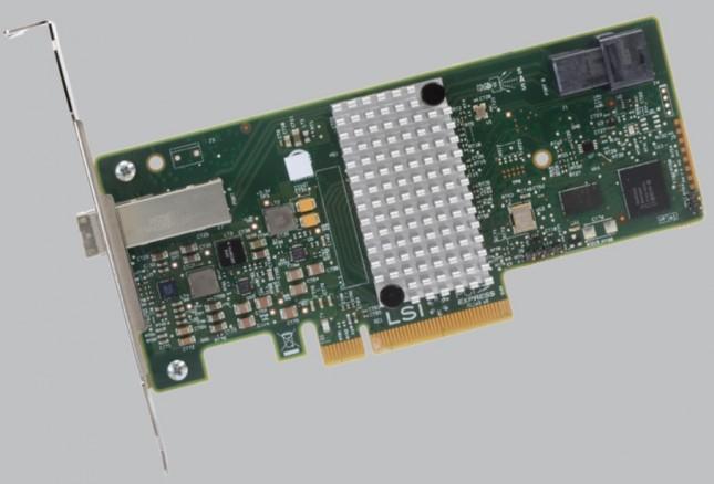 LSI SAS9300-4i4e