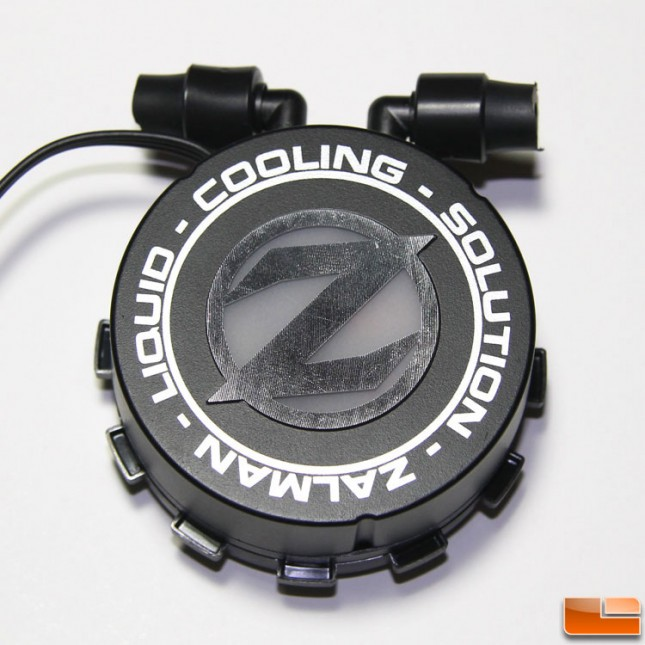 Zalman LQ Pump housing