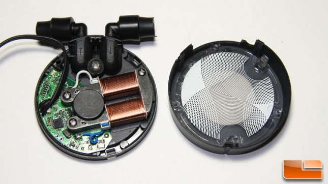Zalman LQ pump top removed