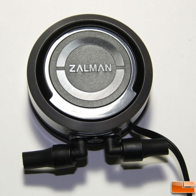 Zalman Pump housing