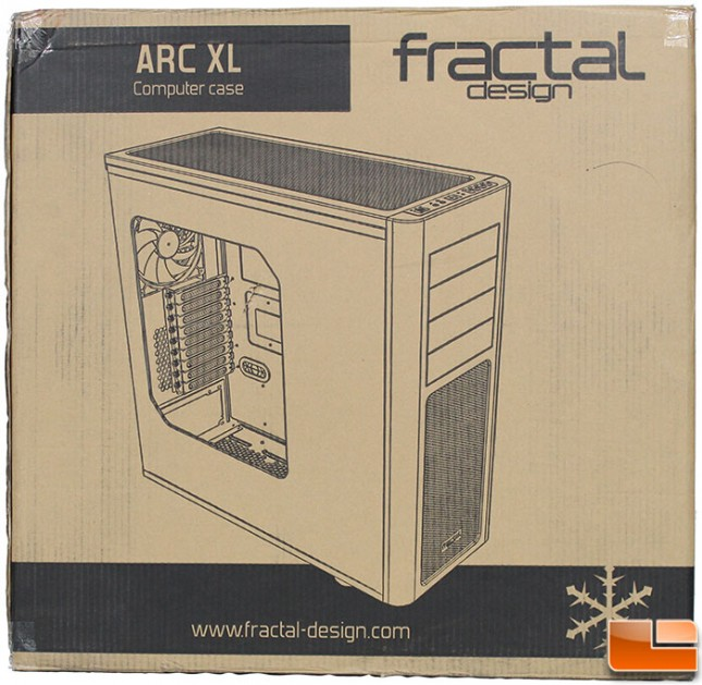 Arc XL Box Front