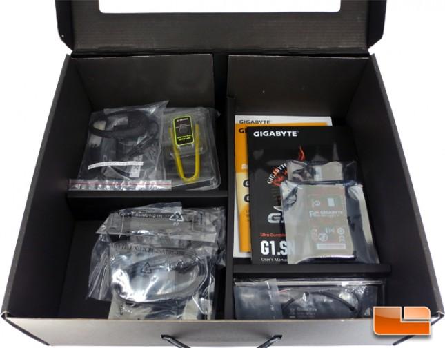 GIGABYTE G1.Sniper 5 Retail Bundle