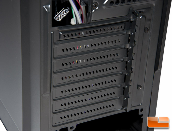 Rosewill Galaxy-03 Expansion Slots