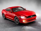 All-New Ford Mustang Is Named 'Official Car' of 2014 Interna