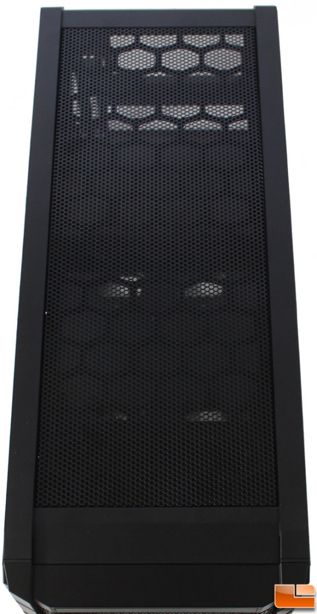 Stacker 915R Top Bezel