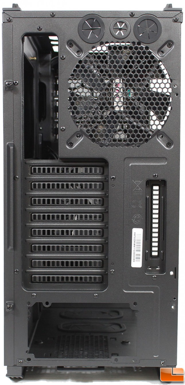 Stacker 935 Mid-Tower Back Panel