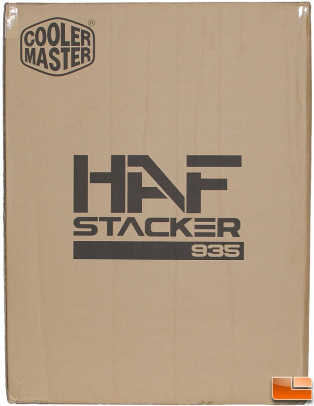Stacker 935 Packaging
