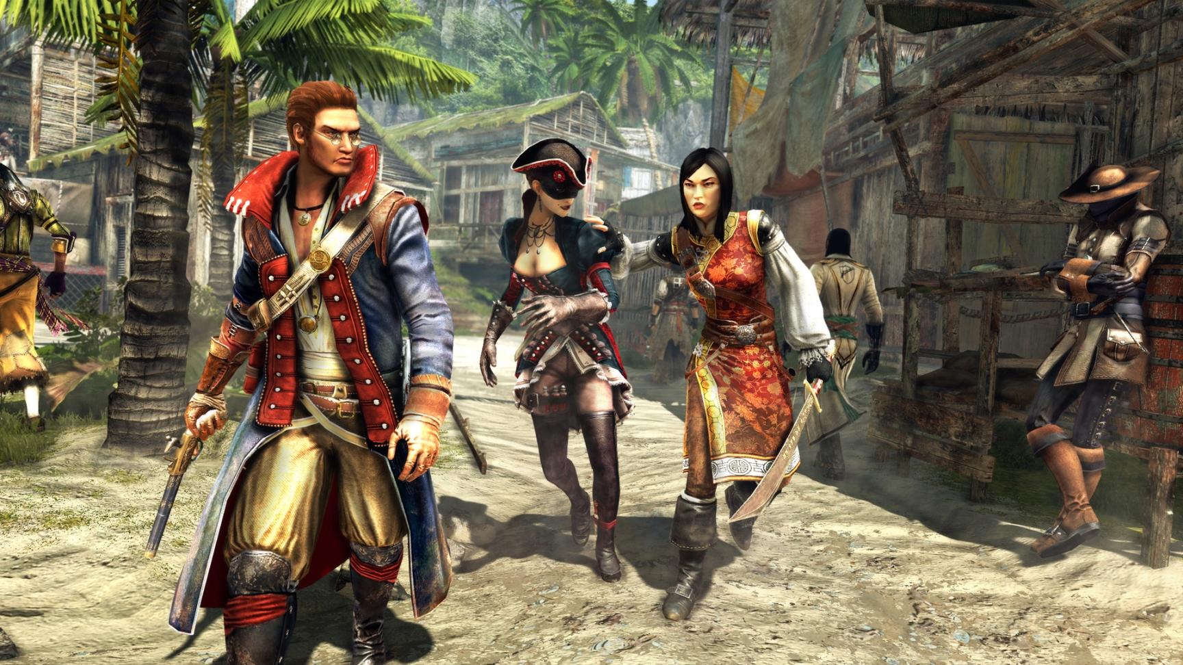 Assassin's Creed IV Black Flag: Blackbeard's Wrath Add-ON ...