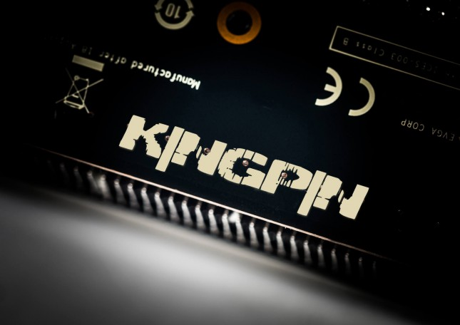EVGA GTX 780 TI Kingpin