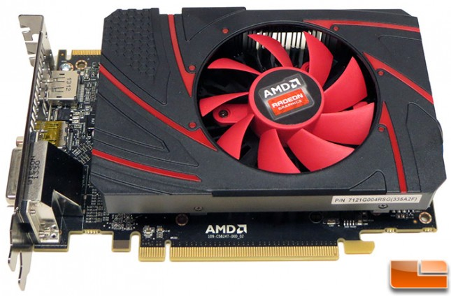 AMD Radeon R7 260 Video Card