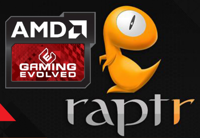 AMD Raptr