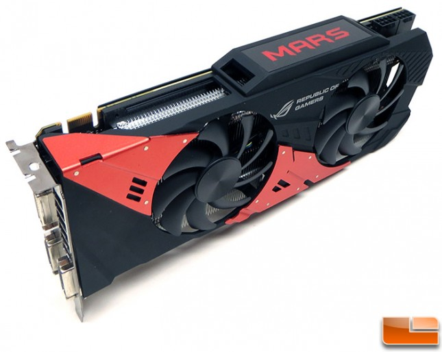 ASUS MARS 760 4GB Video Card