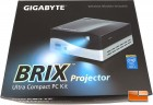 GIGABYTE BRIX Ultra SFF PC & Projector Packaging