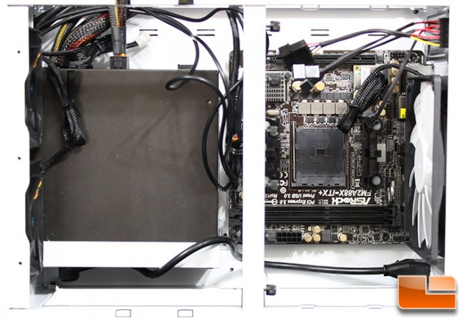 Node 304 MB and PSU