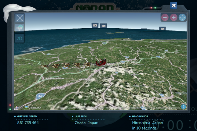 norad-santa-tracker-map