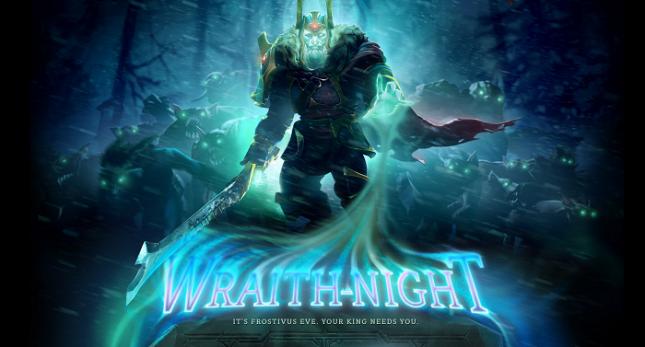 DOTA 2 Wraith-Night