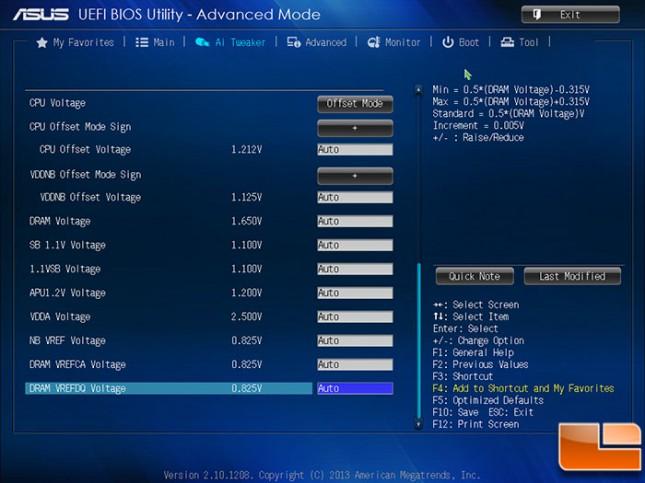 ASUS A88X-PRO AI Tweaker