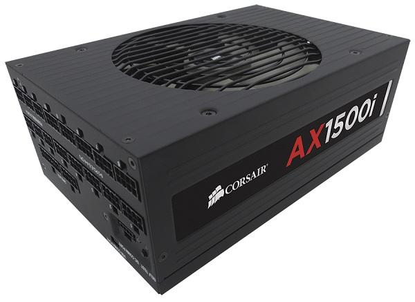 Corsair Announces AX1500i at CES 2014 – A Massive 1500w Digital Power Supply