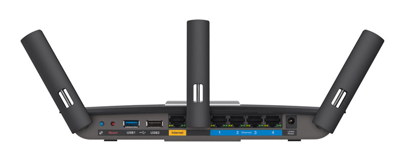 Linksys introduces new top model at IFA with the Linksys Smart Wi-Fi