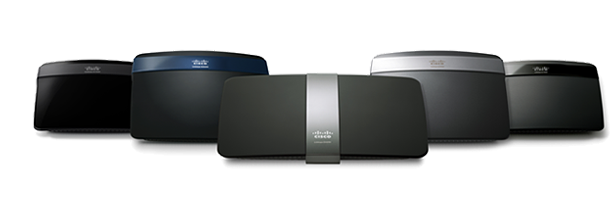 Linksys Smart Wi-Fi AC Routers