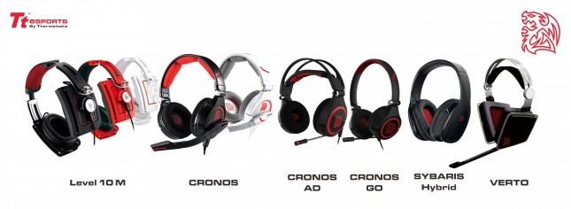 Tt eSPORTS Gaming headsets
