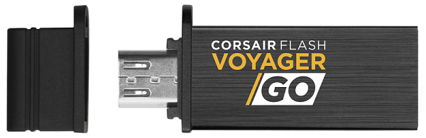 Corsair Announces USB On-The-Go Flash Drive