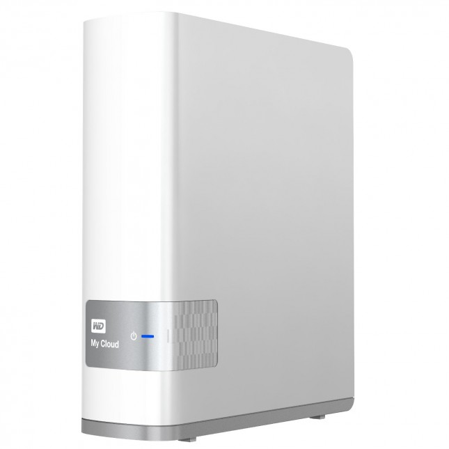 WD My Cloud 2TB NAS