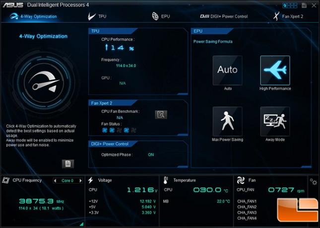 ASUS A88X-PRO AI Suite 3 OC