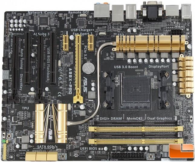 A88X-PRO Overview