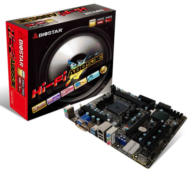 BIOSTAR Ready for AMD FM2+ APU with New Motherboards