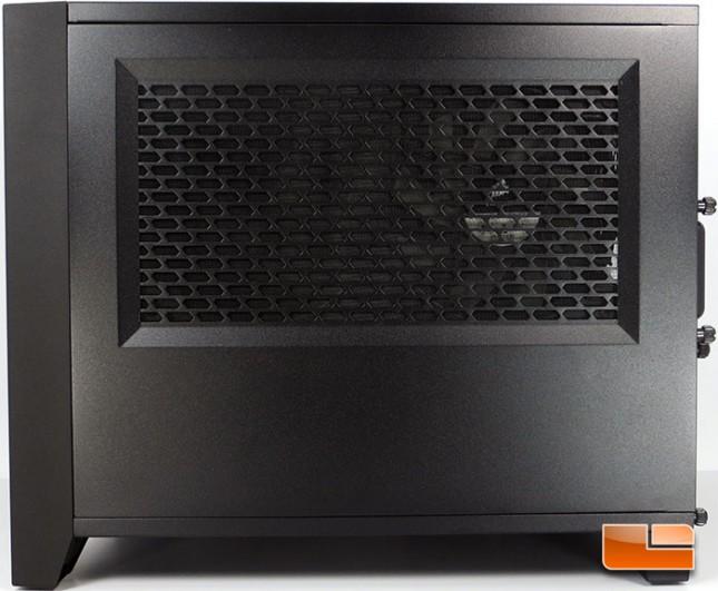 Corsair Obsidian 250D Exterior Features