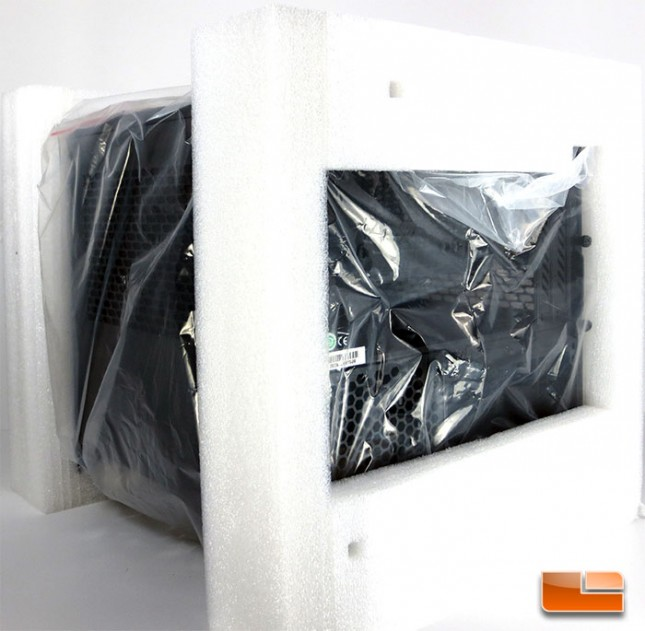 Corsair Obsidian 250 Retail Packaging