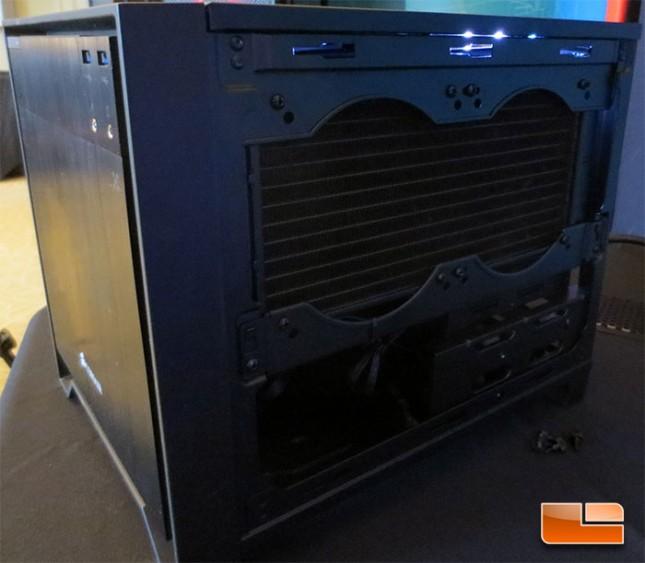 Corsair Obsidian 250D mini-ITX Chassis